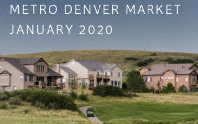 January 2020 Denver Real Estate Market Stats