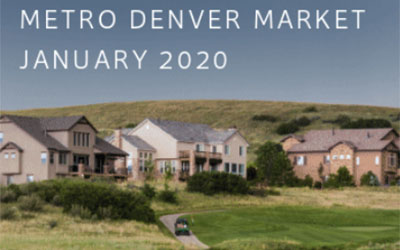 January 2020 Denver Real Estate Market Stats