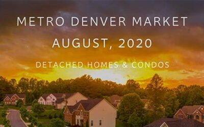 August 2020 Denver Market Snapshot