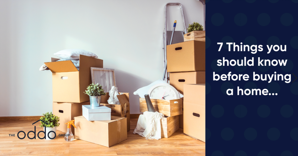 7 Things you should know before buying a home